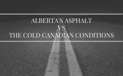Asphalt: Surviving Cold Canadian Conditions
